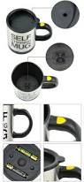 different shapes coffee mug online double insulated self stirring mug 400ml electric coffee cup