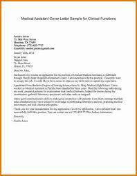 medical office assistant cover letter u2013 template design