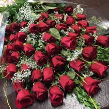how much does a dozen roses cost dozen roses wrapped roses in los angeles ca westwood flower