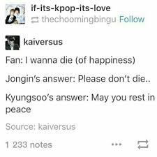 Different Kinds Of Memes - satansoo strikes again my korean obsession pinterest exo
