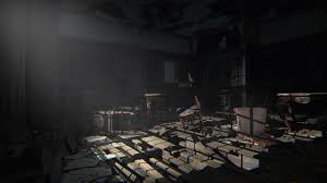 ps4 getting first person psychadelic horror game layers of fear