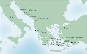 Greek Islands Map Amalfi Coast Travel Offers With Greece U0026 Mediterranean Travel Centre