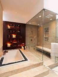 Sunken Bathtub Corner Bathtub Design Ideas Pictures Tips From Hgtv Bathroom Asian