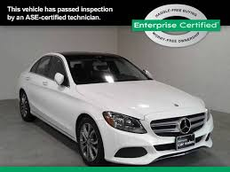 used white mercedes benz c class for sale edmunds