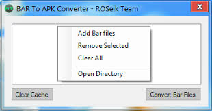 apk converter convert bar files to apk roseik team blackberry forums at