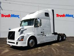 2016 volvo trucks for sale 2018 volvo vnl64t670 sleeper cab stk v17106s truckmax