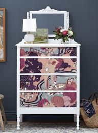 diy dresser diy patterned dresser