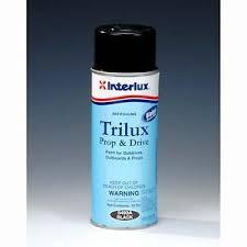 interlux paint boat prop drive antifouling spray paint 12oz pick