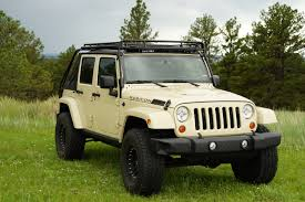 rubicon jeep colors jeep wrangler jk gobi roof racks