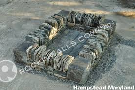 How To Build A Stone Firepit by Rockin Walls Dry Stone Projects