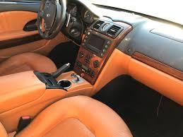 maserati orange 2005 maserati quattroporte