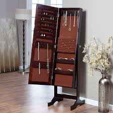 design for jewelry armoire with lock ideas 21252