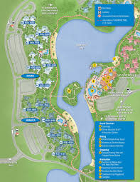 World Map Aruba by April 2017 Walt Disney World Resort Hotel Maps Photo 5 Of 33