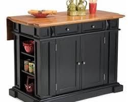 powell color story black butcher block kitchen island black kitchen island tables