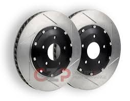 nissan 350z brembo brakes stoptech 81 646 9911 replacement 2pc aerorotor slotted front w
