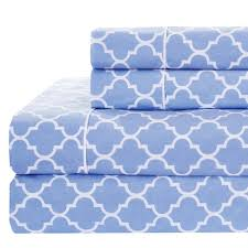 percale sheet set printed meridian 100 cotton percale sheets