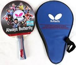 butterfly table tennis paddles butterfly table tennis paddle bat pingpong racket tbc 401 tbc401