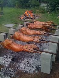 cuisine au feu de bois cuisson au feu de bois la cuisine de fabien traiteur