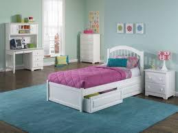 Raised Platform Bed Windsor Platform Bed Optional Drawers Or Trundle Girls