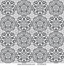 Oriental Design Henna Boho Flower Stock Images Royalty Free Images U0026 Vectors