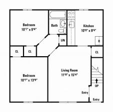 Simple House Plans 600 Square Single Bedroom House Plans 600 Square Feet Room Image And
