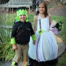 Boys Frankenstein Halloween Costume Coordinating Sibling Costumes Halloween Popsugar Moms