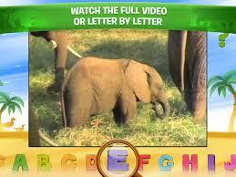 the animal alphabet on the app store
