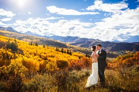 fall wedding gillespie top colorado mountain wedding photographers