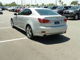 lexus wiper blade recall pre owned 2012 lexus is 250 4dr car in jacksonville 79029a