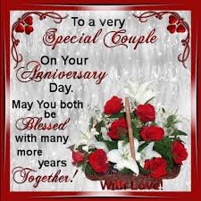 23 Happy Anniversary To My With Love To Both Of You Free To A Couple Ecards Greeting Cards