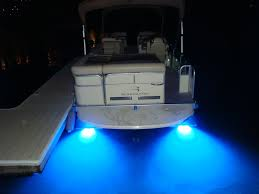 installing led lights on boat legality of led lighting club bennington