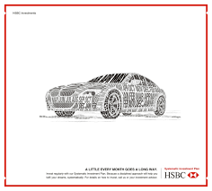 print advert by car ads of the world