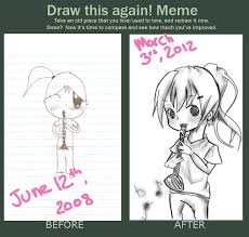 Draw It Again Meme Template - draw this again meme by rabupep on deviantart