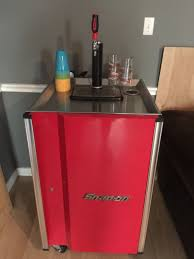 Commercial Kegerator Snap On Kegerator With 10 Pound Aluminum Bottle And Keg For Sale