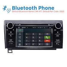 6 0 hd 1024 600 touchscreen 2008 2014 toyota sequoia car stereo