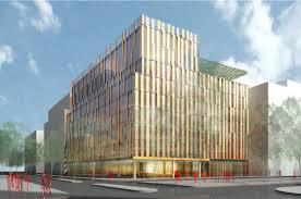 immeuble de bureaux ile seguin et trapèze les projets des terrains renault immeuble