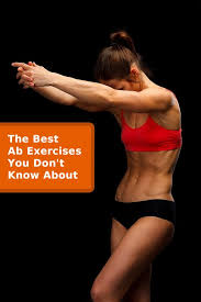 Vaccum Abs The Best Ab Exercises You Don U0027t Know About Fitness Pinterest