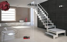 Minimalist Modern Plush Minimalist Modern Stairs Ideas For Contemporary Small