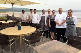 team beach house restaurant oxwich gower peninsula south