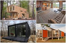 turn shipping container into home in cool homes amys office