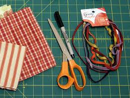 headband supplies 2011 c craft no 2 fabric flower headbands and barrettes