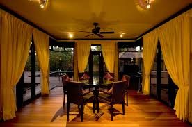 Ceiling Fan Over Kitchen Table Winda  Furniture - Dining room ceiling fans