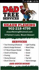 Business Cards For Tree Service D U0026 D Trucking And Tree Services Opening Hours 9 Palmers Lane