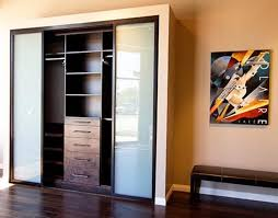 How To Build A Sliding Closet Door Sliding Closet Doors Wood Steveb Interior