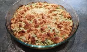 courgette boursin cuisine crumble courgettes au boursin cooking chef de kenwood espace