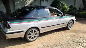nissan sunny 1990 modified my pimped out nissan sunny youtube
