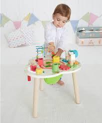 wooden activity table for wooden activity table jack gifts pinterest