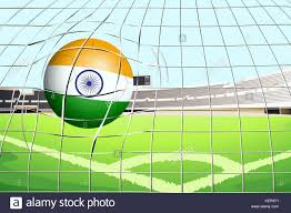 The Flag Of India Indian Flag Stadium Stock Photos U0026 Indian Flag Stadium Stock