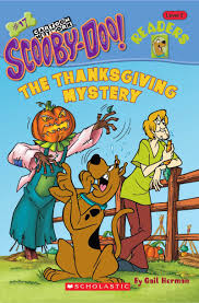 the thanksgiving mystery by gail herman scholastic