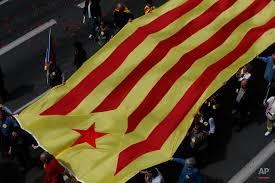 Estelada Flag May Day Around The World U2014 Ap Images Spotlight
